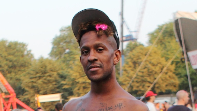 Rapper Mykki Blanco Reveals He Is HIV Positive