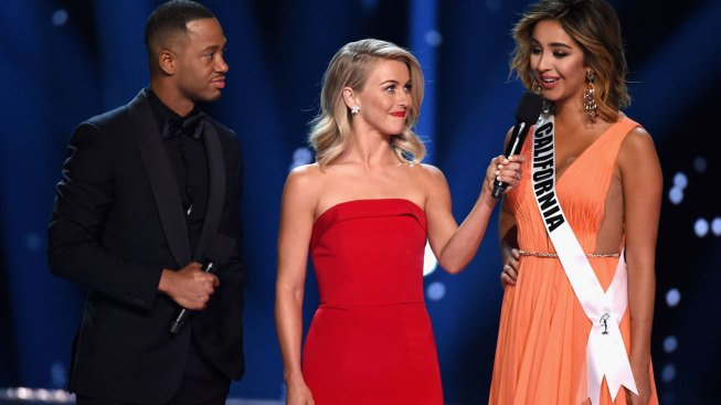 Miss California USA Laughs Off Flubbed Economic Gap Answer