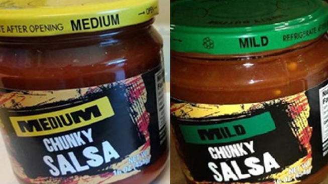 Company Recalls Salsa: May Contain Glass