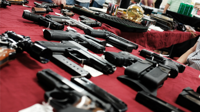 Contra Costa County Supervisors to Discuss Asking for Gun Show Ban
