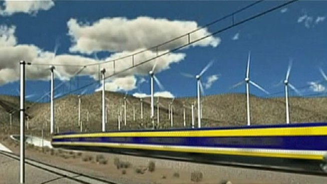 State Welcomes Challenges to High-Speed Rail