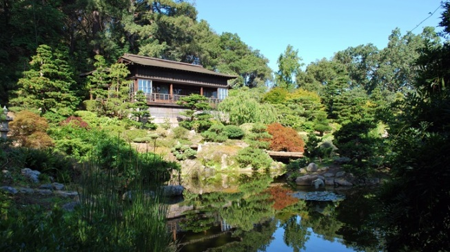 Hakone Gardens: A New Year's Celebration