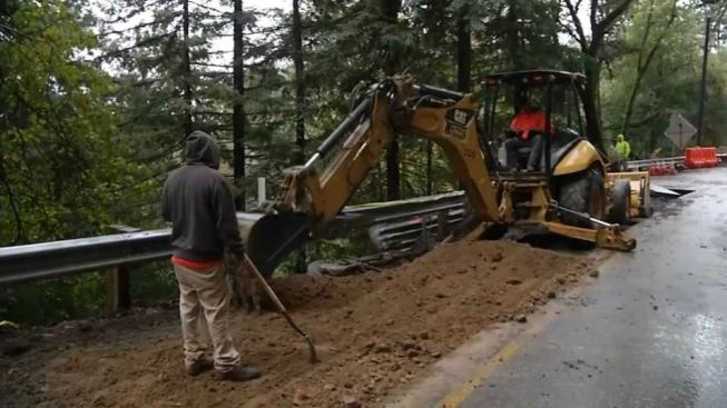 Road Repair Projects Won't Strand Residents in the Santa Cruz Mountains