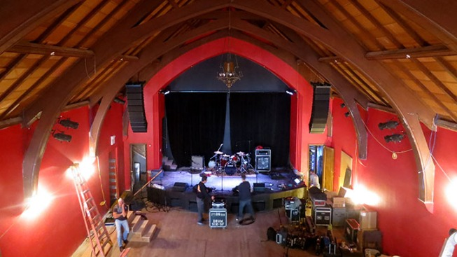 SF's Newest Concert Venue: The Chapel
