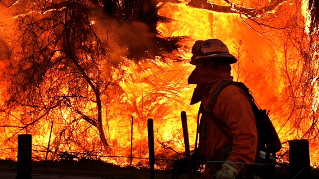 California Firefighters Face 2013 Wildfire Season With Less Help from Inmates