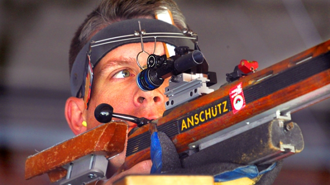 A Cold War Legacy Still Produces Olympic Champion Shooters