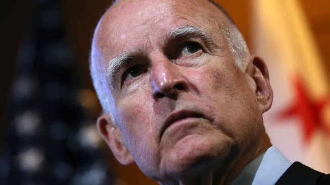 Gov. Brown Keeps Pressing Climate Change Crusade