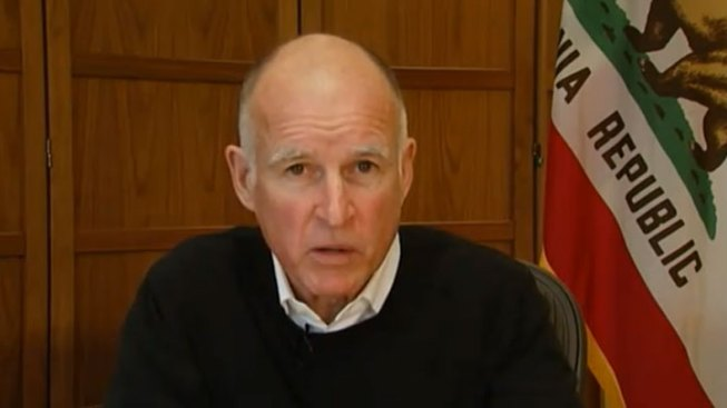 Jerry Brown to Avoid the Cameras for a Week