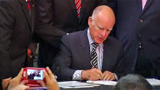 Gov. Jerry Brown Signs Workers' Compensation Bill