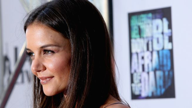 Katie Holmes Enjoys Dinner Date With...Her Lawyer and His Wife
