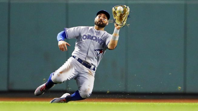 Giants Add Outfield Help, Acquire Kevin Pillar From Blue Jays