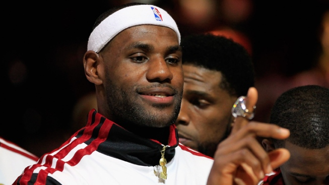 Sports Illustrated Names LeBron James Sportsman of the Year