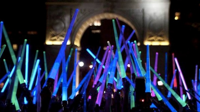 May the Fourth to Be Lit in Sacramento