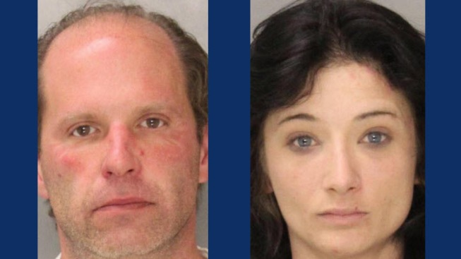 Man, Woman Arrested After Police Find Loaded AK-47, Several Bags of Meth in Mountain View Home