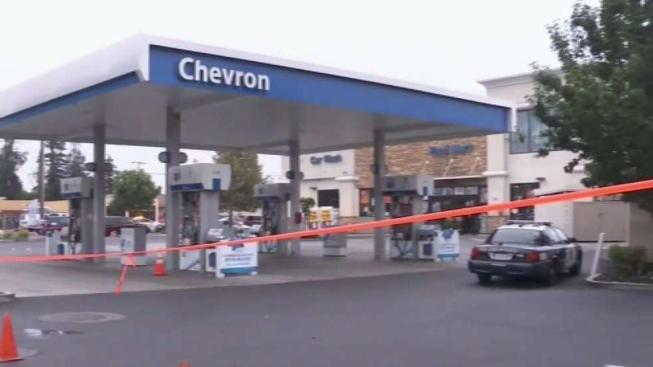 Man Stabbed At Chevron Gas Station In San Jose Nbc Bay Area