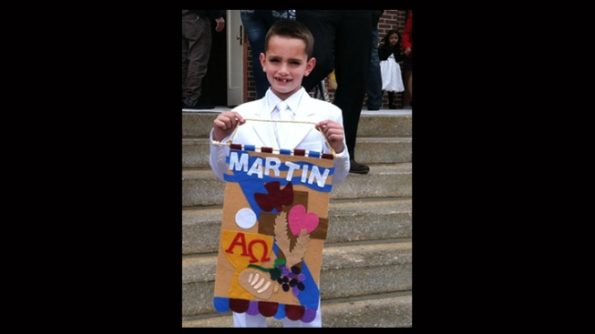 Neighbors Recall 8-Year-Old Marathon Bombing Victim