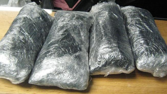 San Francisco Airport Meth Smuggler Gets 12 Years in Prison