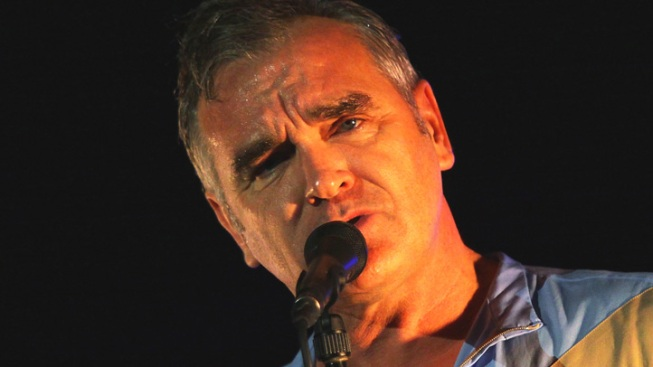 Morrissey to Play First Ever Vegetarian Concert at Staples Center