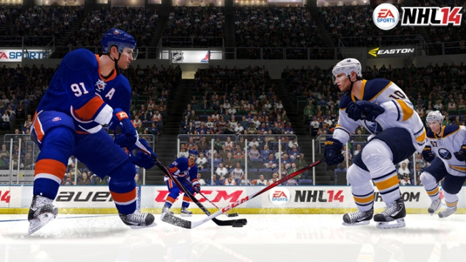 EA Uses 'FIFA' and 'Fight Night' to Create a Better 'NHL 14'