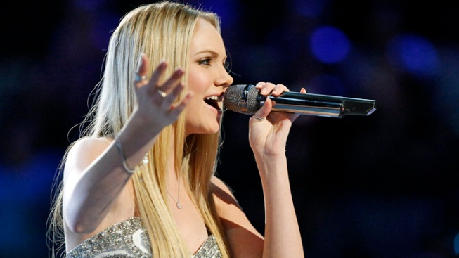 """The Voice"" Winner Danielle Bradbery Signed to Taylor Swift's Record Label"