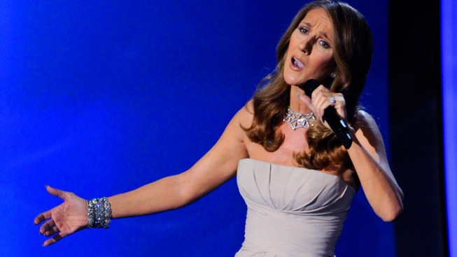 Intruder Eats Pastry, Readies Bath in Celine Dion's Home