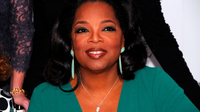 Oprah Winfrey Tops Forbes' List of Hollywood's Highest-Paid Women