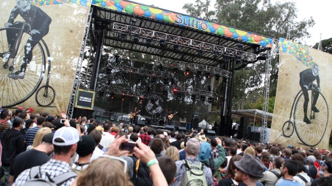 Big Break At Outside Lands For Sonoma's Easy Leaves