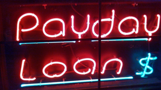 South Bay Attacks Payday Lending