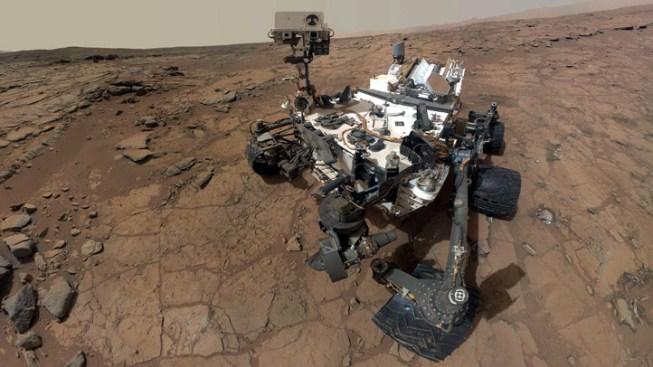Quiet Spring Break Ahead for Mars Rover Curiosity
