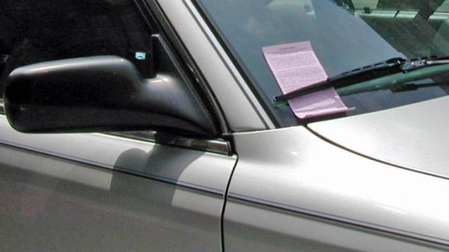 Parking Tickets Don't Count on Certain SF Hills