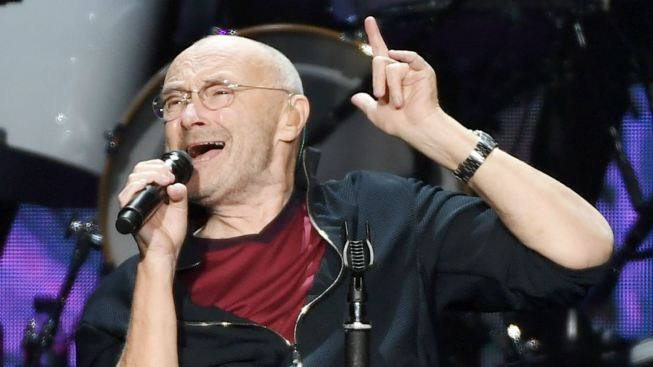 Phil Collins to Perform at Chase Center in October