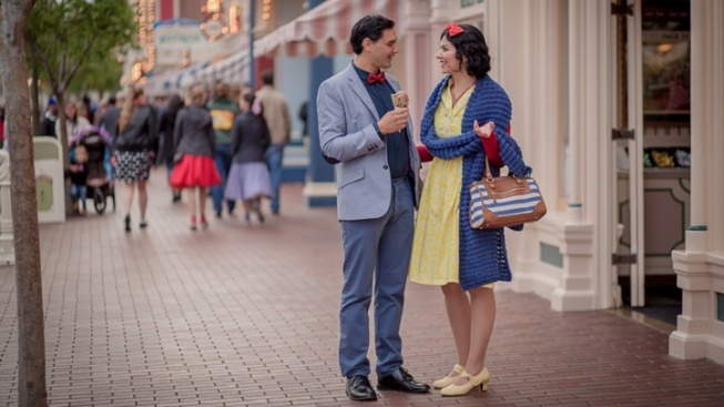 Dapper Day: Fashionable Fall Fun at Disneyland