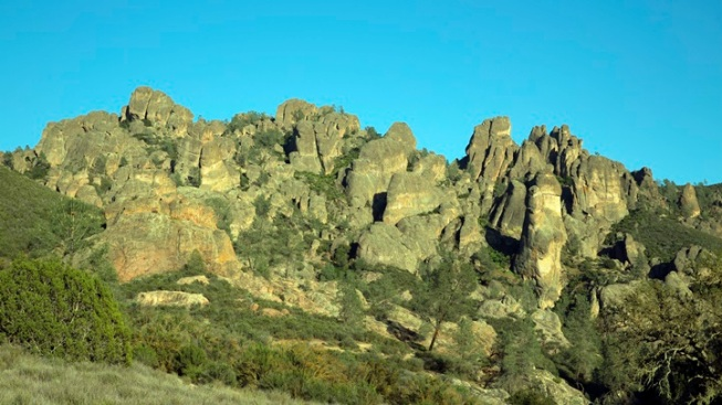 Pinnacles National Park: Centennial Day of Service