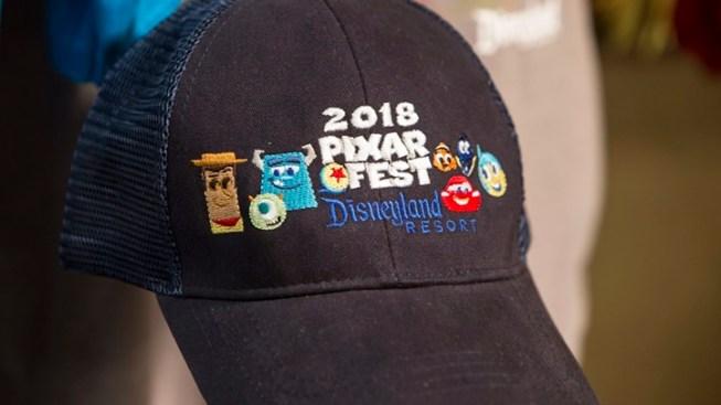 All the Buzz: Disneyland Pixar Fest Merchandise