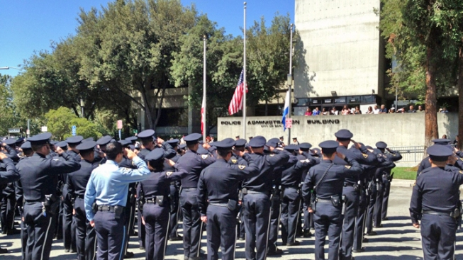 SJPD Honors 11 Officers Killed in the Line of Duty
