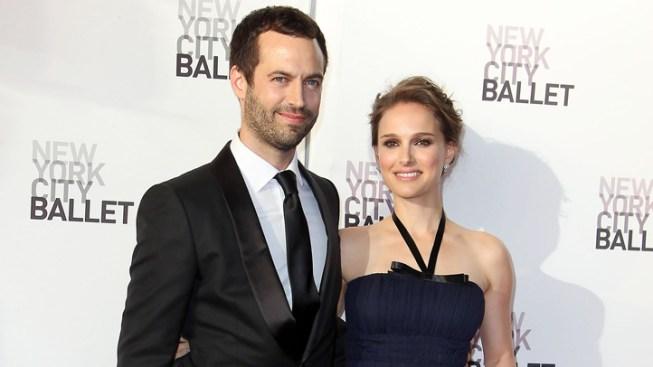 Natalie Portman Marries Benjamin Millepied