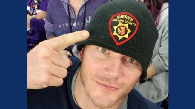 Chris Pratt Shows Love for Solano County During Super Bowl