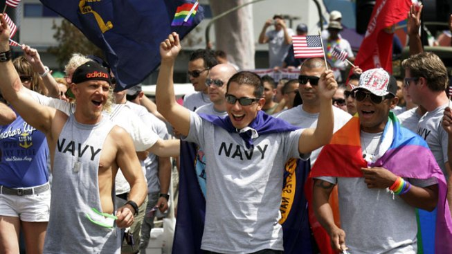 All Military Personnel Allowed to Wear Uniforms at Pride: DOD