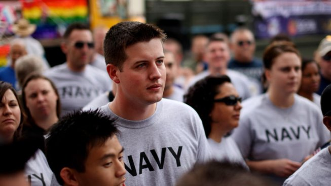 Military Recruiters Coming to SF Pride