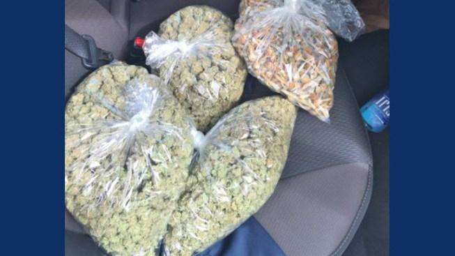 Probationer From Novato Brags About Drug Activity on Facebook, Gets Arrested