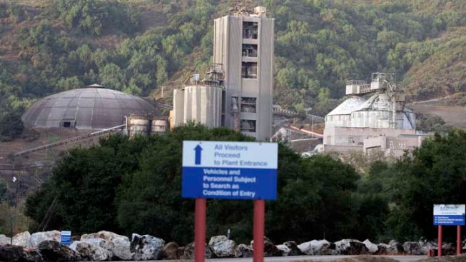 Cement Plant Reopens Following Mass Shooting