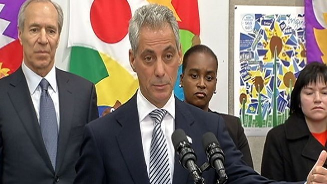 Teens Propose Violence Solutions to Chicago Officials - NBC Bay Area