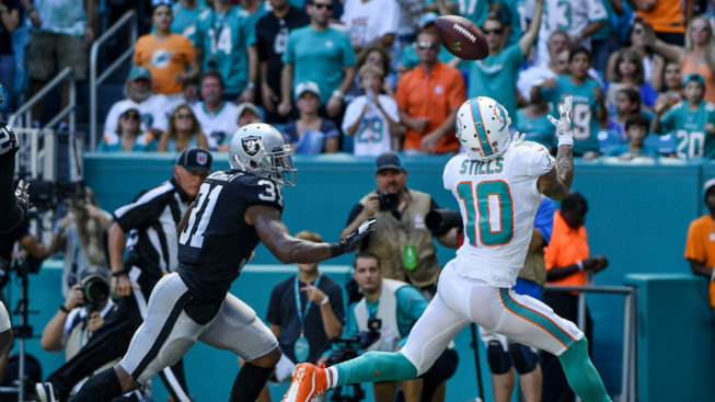 Quick Takeaways From Raiders' 28-20 Loss to Dolphins