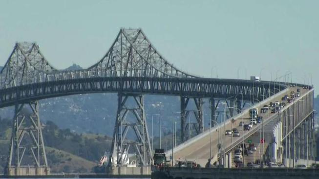 Richmond-San Rafael Bridge Repairs Postponed Due to Rain