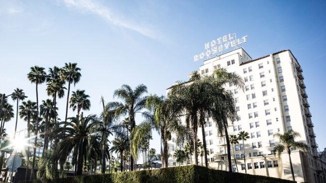 Hollywood Roosevelt: Awards Season Packages
