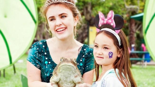 A Royal Weekend of Fun at Santa Barbara Zoo