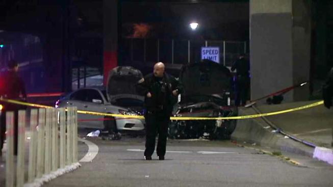 1 Dead, 1 Hurt in Crash in San Francisco