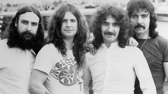 Ozzy to Reunite With Original Black Sabbath Line-Up