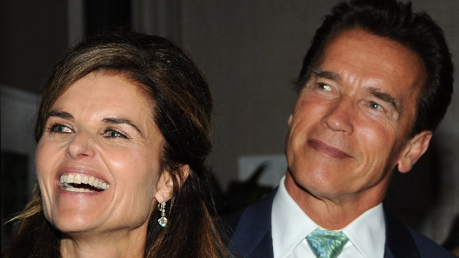 Schwarzenegger Amends Filing on Spousal Support for Shriver
