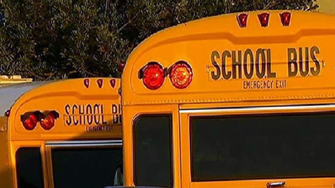 School Buses Go Green in Cupertino